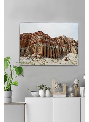 MarkaEv Canvas Kanyon Manzara Tablo 0088 Renkli